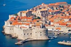Dubrovnik Stary Miasteczko zdjęcie royalty free