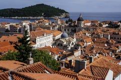 Dubrovnik stary miasto 2 Zdjęcia Royalty Free