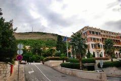 Dubrovnik streets Stock Image