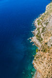 Dubrovnik surroundings Royalty Free Stock Photography