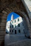 Dubrovnik-Turm stockfotografie