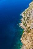 Dubrovnik-Umlagerungen Lizenzfreie Stockfotografie