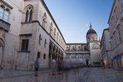 Dubrovnik, UNESCO Royalty Free Stock Photos