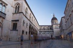 Dubrovnik, UNESCO lizenzfreie stockfotos
