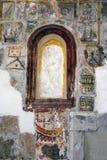 Dubrovnik väggmålning Royaltyfri Bild