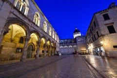 DUBROVNIK, vieille ville de la CROATIE - de Dubrovnik photos libres de droits