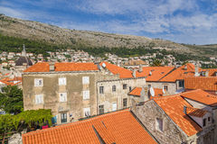 Dubrovnik. View of old town Royalty Free Stock Photo