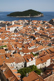 Dubrovnik view Stock Images