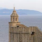 Dubrovnik wierza obrazy stock