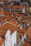 Dubrovnikdaken Stock Afbeelding