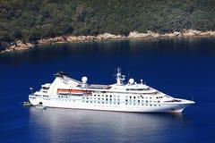 Dubrovniktoevlucht Royalty-vrije Stock Foto