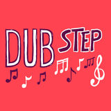 Dubstep music style Royalty Free Stock Photography