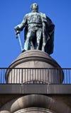 Duc de fléau de York à Londres image libre de droits