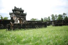 Duc Duc tom på tonen Vietnam Arkivfoton