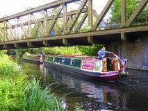 Duc et duchesse Hotel Boats Images libres de droits