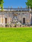Ducal Aglie ` fontanny cztery i kasztelu rzeki w Podgórskim, Włochy Zdjęcie Royalty Free