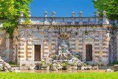 Ducal Aglie ` kasztel w Podgórskim, Włochy Zdjęcia Stock