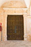 Ducal castle. Ceglie Messapica. Puglia. Italy. Royalty Free Stock Photography