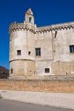 Ducal Castle of Torremaggiore. Puglia. Italy. Stock Image