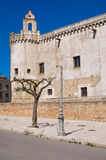 Ducal Castle of Torremaggiore. Puglia. Italy. Royalty Free Stock Image