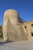 ducal foggia för apuliabovino slott royaltyfri foto