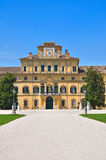 Ducal Garden's Palace. Parma. Perspective of the Ducal Garden's Palace. Parma. Emilia-Romagna. Italy Royalty Free Stock Image