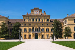 Ducal garden's palace. Parma. Emilia-Romagna. Italy. Stock Photos