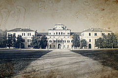 Ducal garden's palace in Parma, Italy. Stock Photography