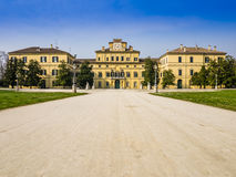 Ducal garden's palace, Parma, Italy Royalty Free Stock Photography