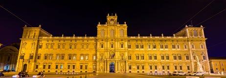 Ducal pałac Modena Obraz Stock