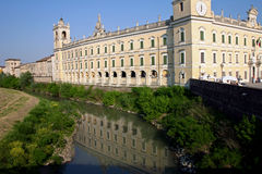 Ducal palace. Of Colorno - Italy Stock Photography