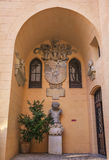 Ducal Palace Borgia in Gandia, Costa Blanca,Spain Royalty Free Stock Photo