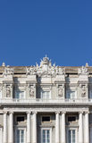 Ducal Palace in Genoa, Italy Stock Photo