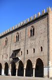 Ducal palace, Mantua, Italy Royalty Free Stock Photos