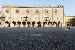 Ducal palace mantua lombardy italy europe Royalty Free Stock Photography