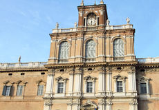 Ducal Palace of Modena Royalty Free Stock Images