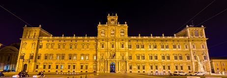 The Ducal Palace of Modena. Italy stock image
