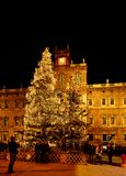 Ducal Palace of Modena in Modena, Italy stock photography