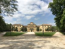 Ducal Palace. Of Parma royalty free stock photo