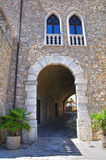 Ducal Palace. Pietragalla. Basilicata. Italy. Stock Photography