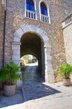 Ducal Palace. Pietragalla. Basilicata. Italy. Royalty Free Stock Photos