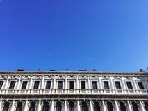 Ducal Palace - St. Mark`s Square. Venice, Italy Royalty Free Stock Photography