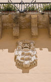 Ducal palace. Taurisano. Puglia. Italy. Royalty Free Stock Images