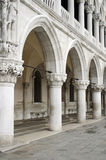 Ducal Palace in Venice Royalty Free Stock Photo