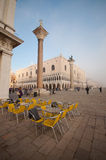 Ducal Palace in Venice Royalty Free Stock Photos