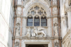 Ducal Palace in Venice, Italy Royalty Free Stock Photos
