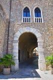 Ducal Palast Pietragalla Basilikata Italien Stockfotografie