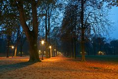 Ducal Park Stock Photography