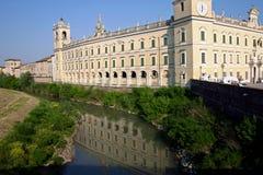 ducal slott Arkivbild