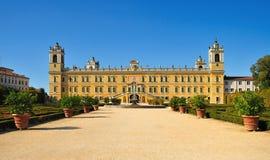 ducal slott för colorno Arkivbild